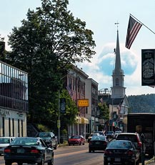 Littleton NH Main Street